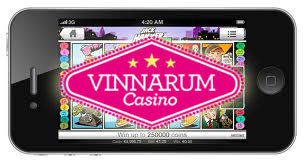 Vinnarum mobil casino