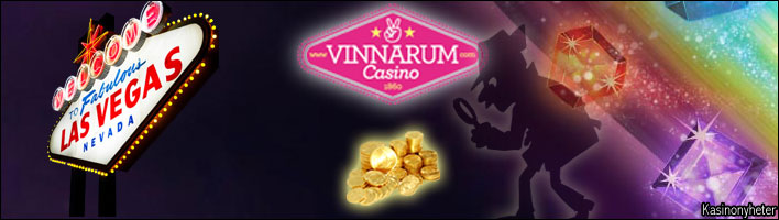 Vinnarum ger bort 40 free spins