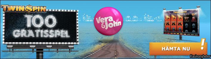 Vera John utökar med fler spel
