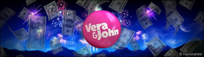 vera john new year bonus