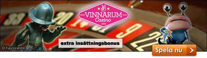 extra bonus hos Vinnarum