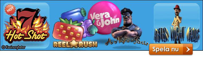 vera john kör nya turneringar