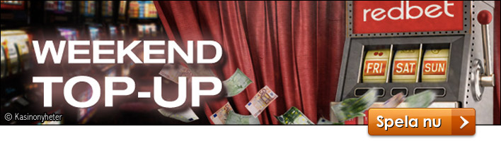 redbet top up bonus