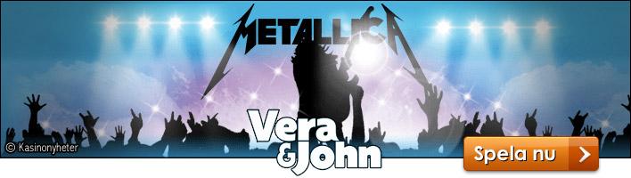 Vera John tar dig till Metallica