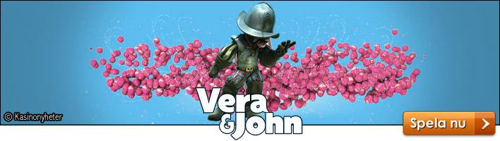 extra free spins hos Vera John