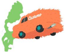 Casumo bilen som ger bonus